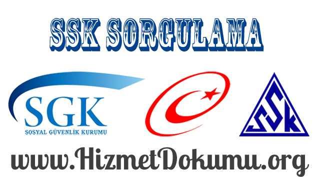 SSK Sorgulama
